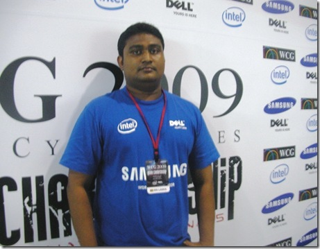 WCG Asia 2009