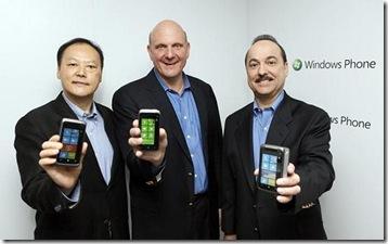 HTC WP 7