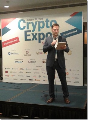 Crypto and Blockchain Event