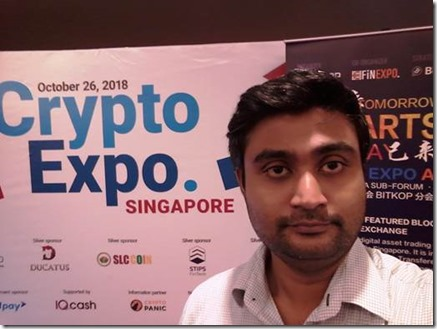 Crypto and Blockchain Event