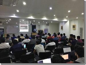 React Native Mobile Applications Development Workshop , Sri Lanka.
