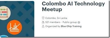 Global AI Night , Colombo