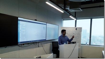 AI , Data Science and Machine Learning Workshop at Microsoft Sri Lanka.1