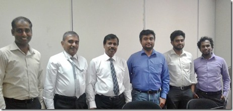 Windows Communication Foundation (WCF) training at Bank of Ceylon (BOC)5