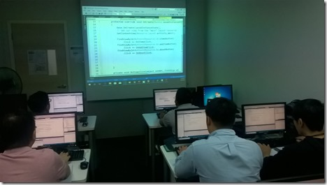 Xamarin Mobile Application Development for Android & IOS Training at Singapore.3