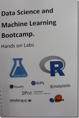 Data Science and Machine learning Bootcamp training at Singapore7.