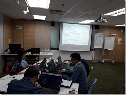 Docker Fundamentals training at Singapore.