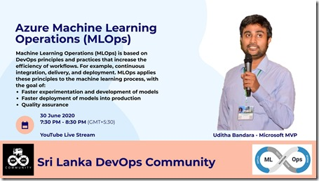 Sri Lanka DevOps Community Online Meetup